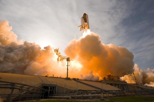 Und los - Space Shuttle
