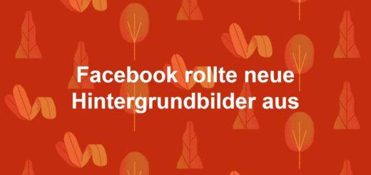 Hintergrundbilder bei Facebook 00