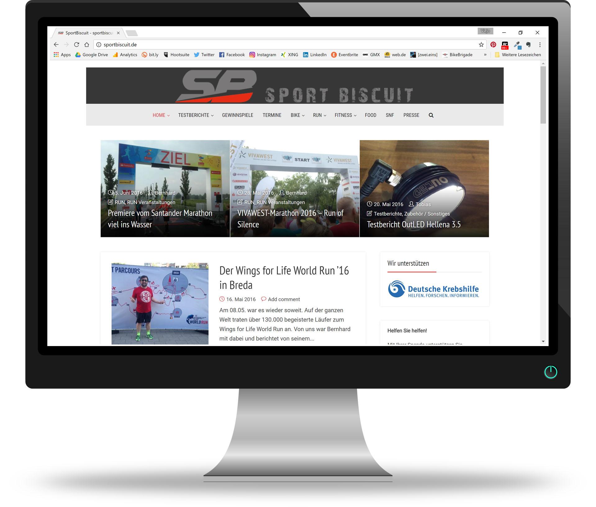 Sport Biscuit