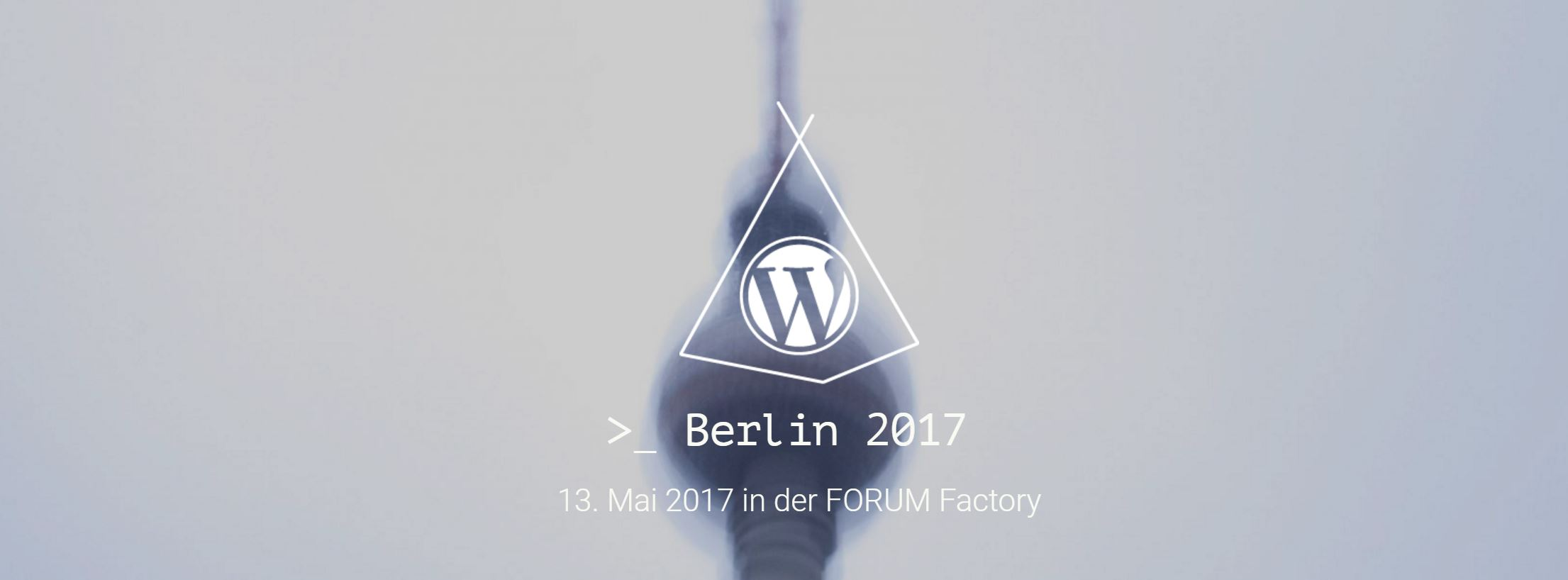 WordCamp Berlin 2017